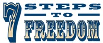 7 steps to freedom logo
